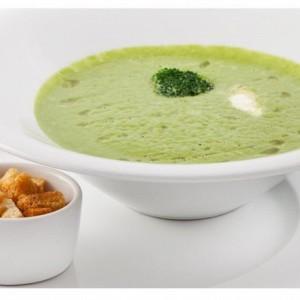 №1041 / Крем-суп из шпината