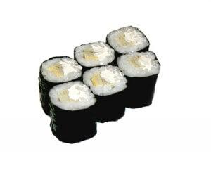 №354 / Томаго маки с сыром